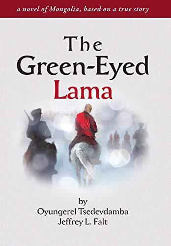 The Green Eyed Lama