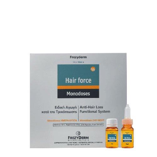 FREZYDERM Hair Force Monodose Day/Night Scalp Treatment