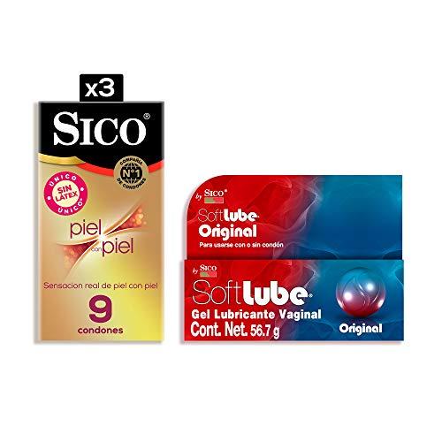 Preservativos Real Feel  marca Sico