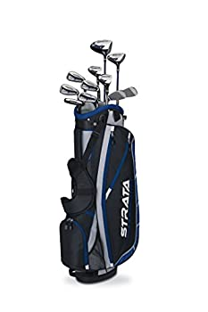 The Strata Plus Callaway Men's Golf Club Sets With Bag