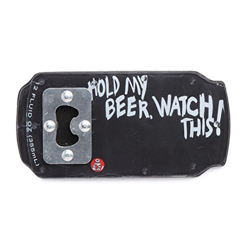 One Ball Jay 'Hold My Beer' Bottle Opener Snowboard Stomp Pad