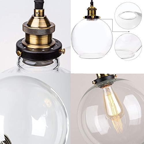 HTRUIYATY Iluminación colgante
