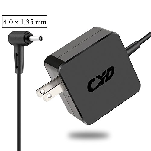CYD 45W 19V 2.37A Replacement for Laptop-Charger Asus Q302L Q302LA Q302U Q302 UX330U UX330UA UX360CA UX31A C202SA C300SA ADP-40TH A EXA1206CH