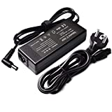 PFMY Notebook Portátil PC Adaptador Cargador para Sony Vaio VGP-AC19V16 VGP-AC19V37 VGP-AC19V42 VGP-AC19V43 19.5V 4.7A 90W Laptop Replacement AC Adapter