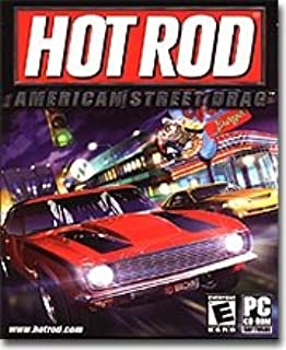 Hot Rod: American Street Drag (Jewel Case) - PC