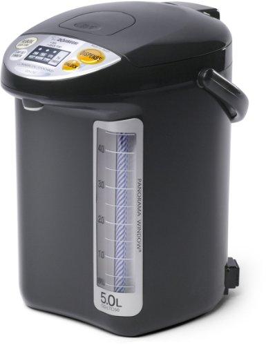 Zojirushi Water Boiler, 11.9 x 9.1 x 13.1 inches, Black