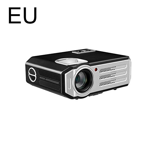 Hook.s. RD-817 Mini proyector de 3200 lúmenes, 1080P Full HD LED ...