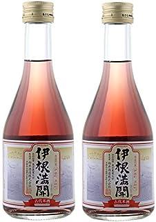 伊根満開 赤米酒・古代米 300ml 2本 向井酒造 京都