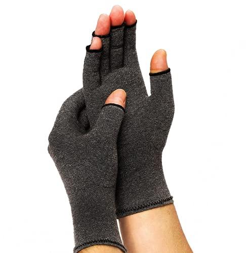 Hotcakes Compression Gloves for Arthritis Pain Relief-Snug Elastic...