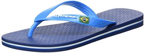 Ipanema Herren Classic Brasil II AD Zehentrenner, Blau (Blue/Blue_8078), 47/48 EU