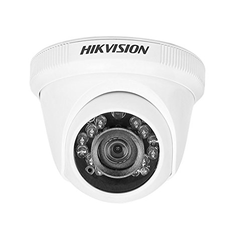 Hikvision DS-2CE5AD0T-IP/ECO 2MP (1080P) Night Vision Dome Camera 1Pcs.