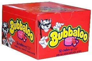 Bubbaloo Bubble Gum Strawberry