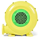 COSTWAY Gebläse Luftpumpe Ventilator Windmaschine Lüfter elektrisch für aufblasbare Spielzeuge...