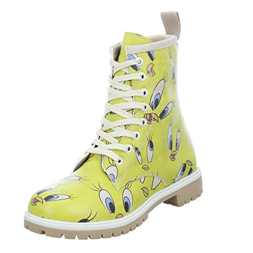 DOGO Boots - Tweety in Yellow 39