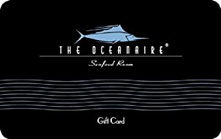 Oceanaire Restaurant Gift Card