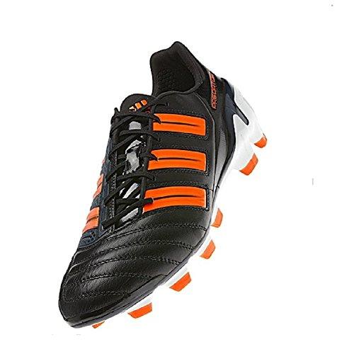 adidas Adipower Predator TRX FG – (Schwarz/Warn/Weiß), Schwarz (Black/Warning/White), 38.5 EU
