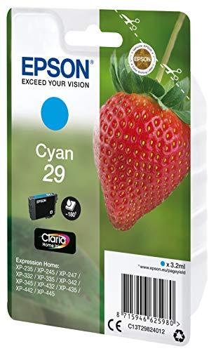 Epson C13T29824022 Inchiostro, Ciano