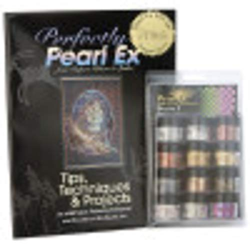 Jacquard Pearl Ex Gift Set W/Book-Assorted