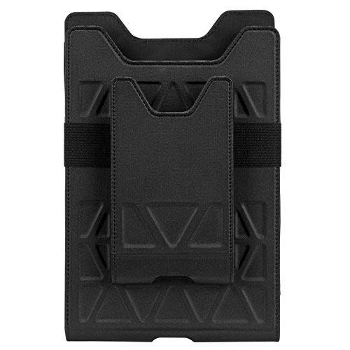Targus THZ711GLZ Soporte de transporte universal todoterreno para tablets de 7-8' sin cinturón (vertical) - negro