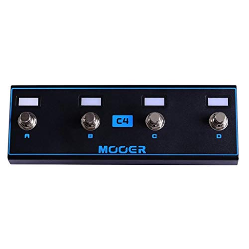 Mooer Air Switch Pedaliera Controller