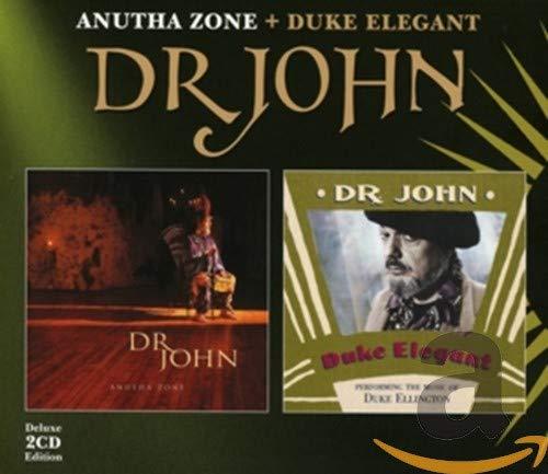 Dr.John: Anutha Zone & Duke Elegant (Audio CD)