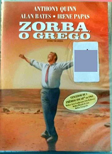 Zorba o Grego, Anthony Quinn