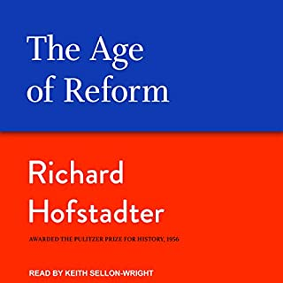 The Age of Reform audiobook cover art