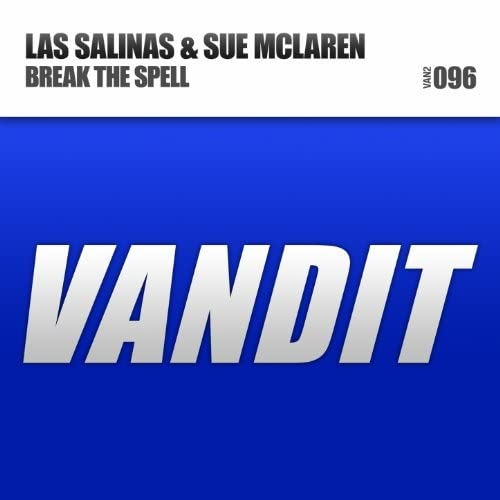 Las Salinas & Sue McLaren