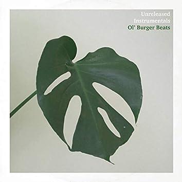 Unreleased Instrumentals