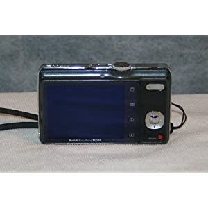 Kodak EasyShare MD41 12 MP Digital Camera with 3x Optical Zoom and 2.7 inch LCD (Black)