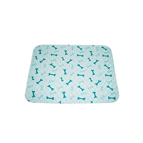 LIYONG Dresses Pet Dogs Beds   Reusable Diapers For Dog Urine Water Absorbency Diaper Sleeping Bed For Small Dog Pet Dog Absorbent Mat Puppy Training Pad 3-Green-L HLSJ