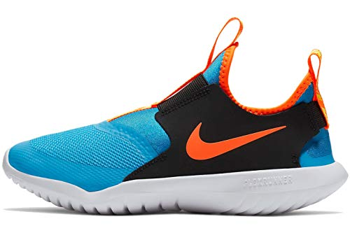 Nike Flex Runner (gs) Big Kids At4662-405 Size 5.5