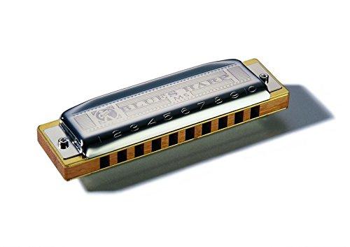 Hohner M533016X Blues Harp C Mundharmonika