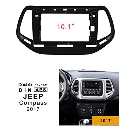 bester der welt EZoneTronics Autoradio-Rahmen für Jeep Compass 2017 Double DIN 50-062 2021