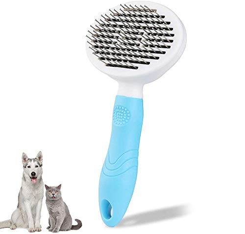 Cepillo para mascotas, eliminador de pelo de animales, cepillo para eliminar pelusas, cepillo para perros y gatos