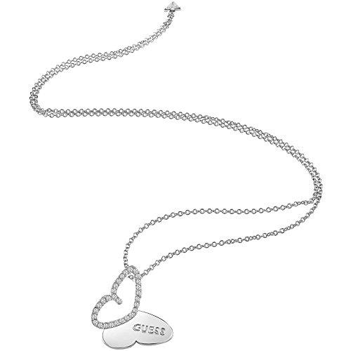 Guess Collar con colgante Mujer latón - UBN83020