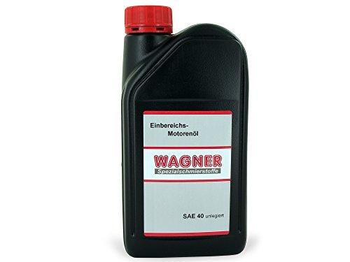 WAGNER Motoröl Oldtimer Wagner* (Einbereich) SAE40 unl. 1L