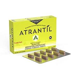 Atrantil Travel Pack (20 Count): Bloating, Abdominal Discomfort, and Change in Bowel Habits
