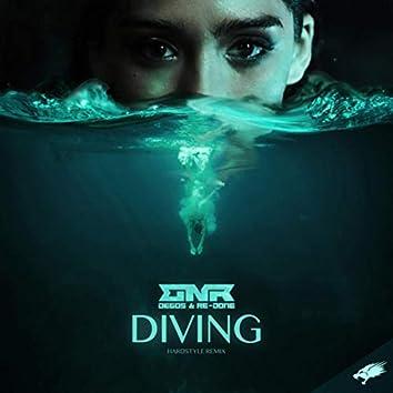 Diving (Hardstyle Remix)