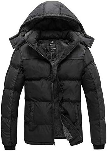 Top 10 Best wantdo mens waterproof mountain jacket fleece windproof ski jacket Reviews