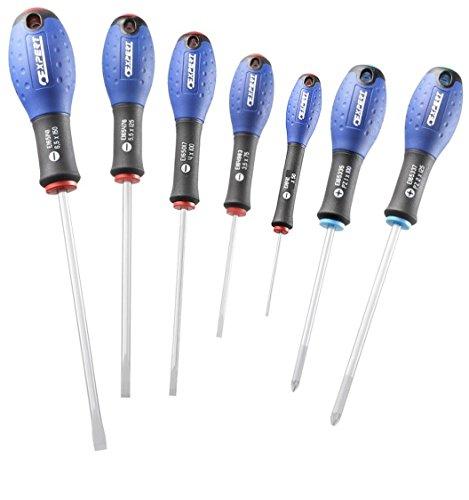 Britool Expert by Facom E160915 - Juego de destornilladores y destornilladores (7 piezas)