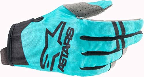 Alpinestars Radar Motocross Handschuhe Hellblau M