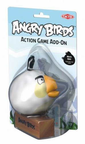 Tactic - 40516 - Jeu de Plein Air - Angry Birds Extension - White Bird