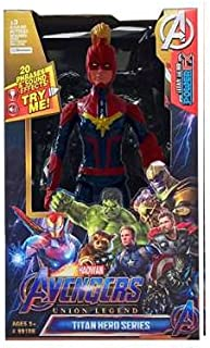Super Hero Toys Avenge Figures for Kids Birthday Gift By PRIME TECH ™ (Red)