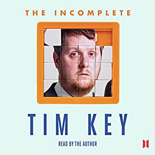 The Incomplete Tim Key cover art