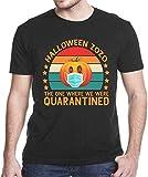 Hallowee-N Shirt, Hallowee-N 2020 Shirt, Pumpkin Shirt, Hallowee-N Quarantine Shirt (Design 1 - Option)