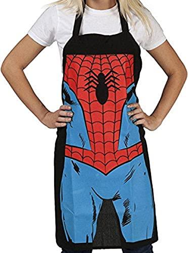 ShopINess - Delantal Cocina Spiderman