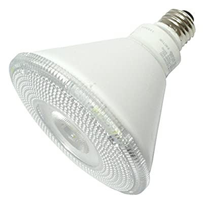 TCP LED14P38D41KFL - LED - 14 Watt - PAR38 - 90W Equal - 2120 Candlepower - 40 Deg. Flood - 4100K Cool White