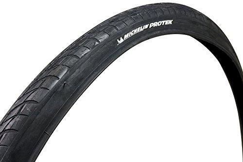 Michelin Protek Cubierta, Adultos Unisex, Negro, 700 x 35C