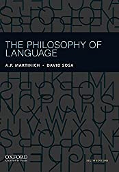 The Philosophy of Language Book Cover
